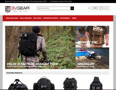New 3V Gear website