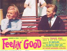 1966 Feelin' Good Movie Lobby Card