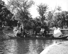 Filming on the Swan Boat, Feelin' Good, 1966