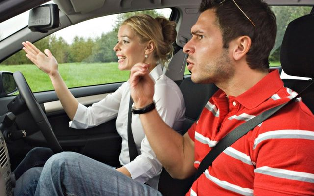 A recent court decision suggests a car driven by a spouse may be uninsured even if the driver has insurance.