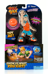Meet Tucker's New Trick Shot Sports Dudes (Now available at Toys R Us)