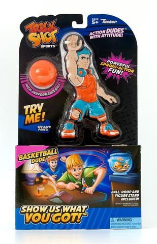 Trick Shot Sports (Basketball)