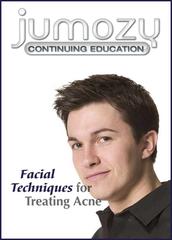 "Jumozy Presents ""Facial Techniques for Treating Acne"" Esthetic CE Course"