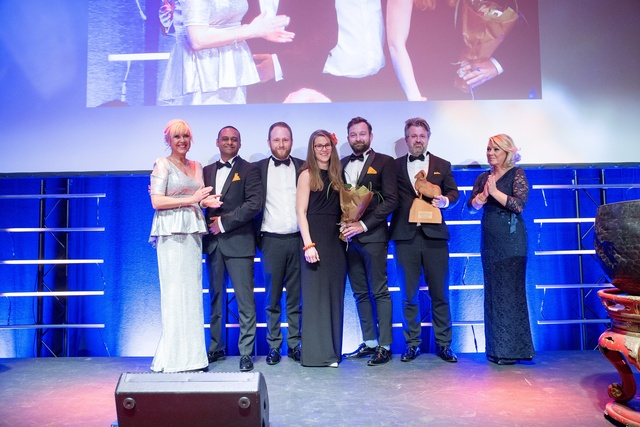 Vimond Media Solutions received the prestigious Villsauen 2016 Award_Bergen_Norway