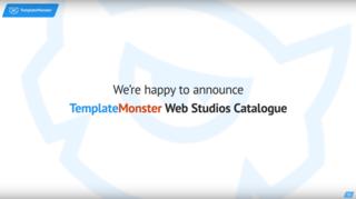 TemplateMonster Presents Web Studios Catalogue