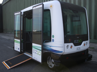 First Transit Announces First Autonomous Passenger Shuttle Pilot in North America with EasyMile