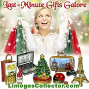 Find an extensive selection of luxury French Limoges porcelain boxes for everyone at LimogesCollector.com