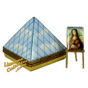 Paris landmarks and all countries travel keepsakes Limoges boxes at LimogesCollector.com