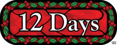 12 Days logo from Calliope Games
