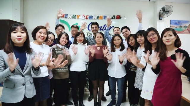 Team members of Vietnam Tour Pedia