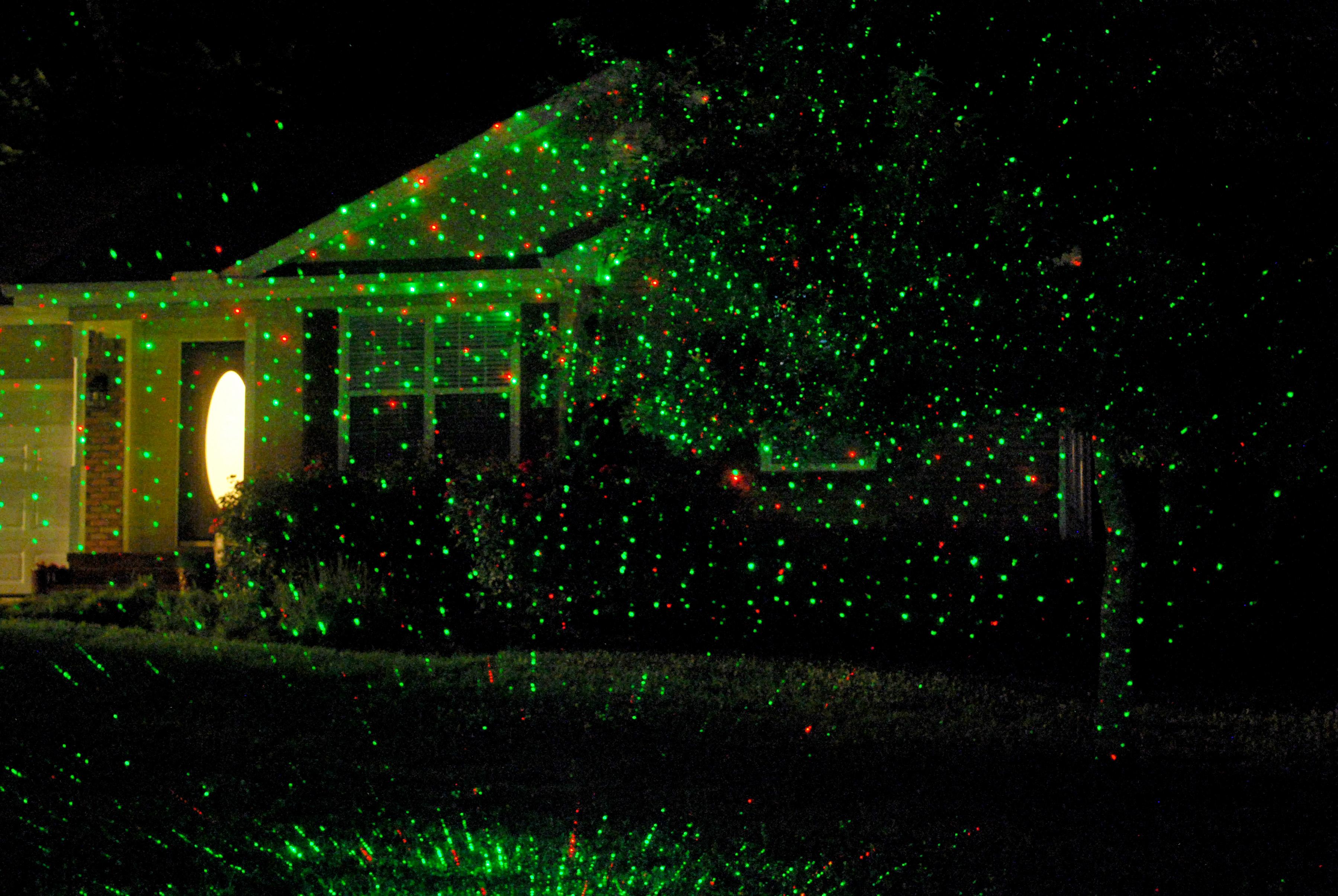 Night Stars Laser Lighting Changes the Landscape of Holiday Decorations & Night Stars Laser Lighting Changes the Landscape of Holiday ... azcodes.com