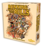 Runnign with the Bulls, part of the Titan Series from Calliope Games