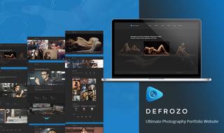 Defrozo – New Brainchild from MotoCMS Family
