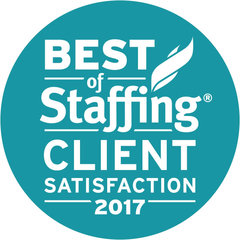 Frontline Source Group, Inc. Wins Inavero's 2017 Best Of Staffing® Client And Talent Awards