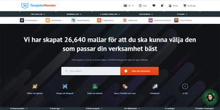 TemplateMonster Now Available in Swedish