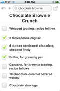 Edamam Recipe App - Ingredient Info