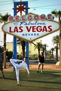 Welcome to Las Vegas with Lisa at LightFair! Follow @lisaatlightfair on Twitter and visit OSRAM Opto Semiconductors Booth #2114