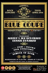 Blue Oyster Cult and Alice Cooper Band Members To Play Benefit Concert at FTC Warehouse