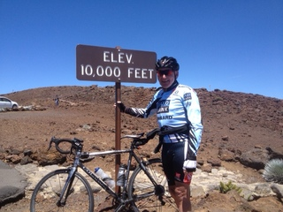 JAXQuickfit Tyres Director Conquers Longest Uphill Ride in the World