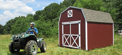 Storage Sheds and Utility Buildings in MO
