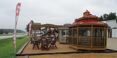 Gazebos and Swing Sets in MO