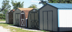 Storage Sheds in MO