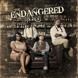 The Endangered EP Available Now #newmusictuesday
