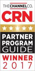 DataCore Software Given 5-Star Rating in CRN's 2017 Partner Program Guide