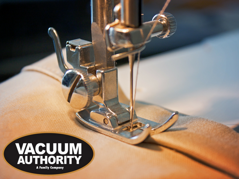 Vacuum Authority Now Offering Sewing Machine Repair Services