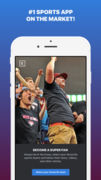 The innovative new app allows users to stay up-to-date with the newest content from their favorite NBA, NFL, MLB, and NHL Sports teams while getting rewarded at the same time.