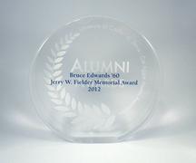 Alumni award, University of California, Davis