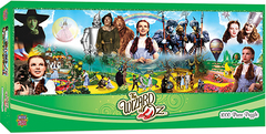 The Wizard of Oz panoramic puzzle