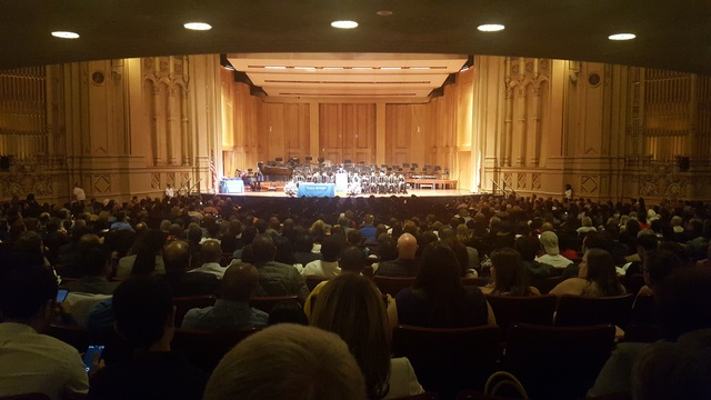 Thomas Jefferson School of Law Spring Commencement 2017