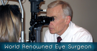 Dr. Gregory Smith is an experienced and well-respected Wilmington eye surgeon.