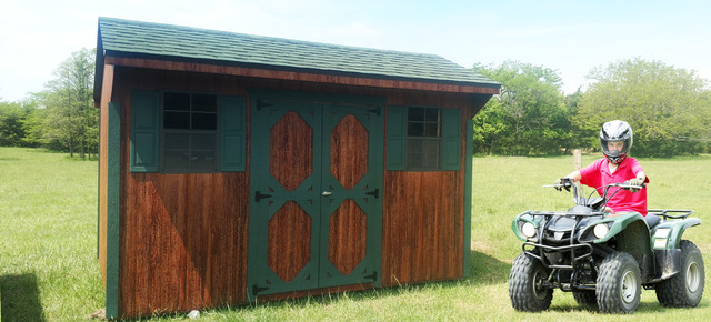 New Storage Sheds and Portable Garage Company in MO