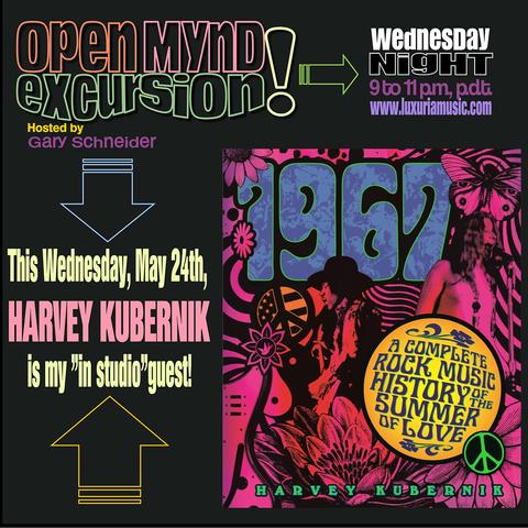 Gary Schneider's Open Mynd Excursion Poster
