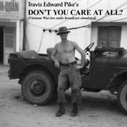 "Cover photo for the Travis Edward Pike single, ""Don't You Care At All"""