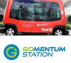 First Transit Signs Exclusive Partnership with GoMentum Station for Autonomous Vehicle Innovation and Resear…