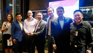 iZeno awarded FY17 Advanced Business Partner of the Year for Singapore by Red Hat