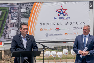 General Motors and NorthPoint Development Announce 1.2 million SF Automotive Logistics Center to Support Arlington Assem…