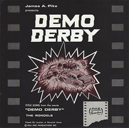 Record Sleeve for Original Demo Derby 45