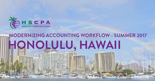 Hawaii Society of Certified Public Accountants and IntrapriseTechKnowlogies to Host QuickBooks Workshop