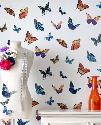 Designer wallpaper and home d cor innovators launch second - Is wallpaper in style ...
