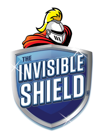 "INvisible Shield ""Easy Clean"" Technology"