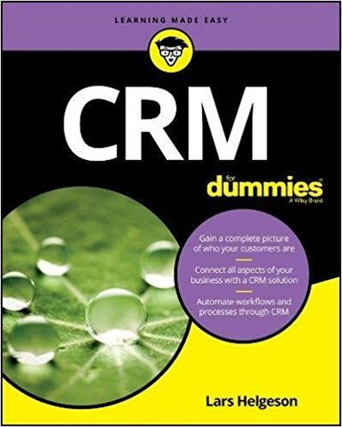 CRM for Dummies by Lars Helgeson