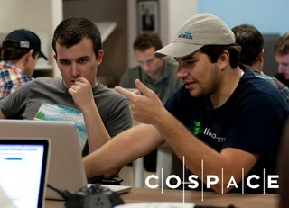 Collaboration starts at Cospace
