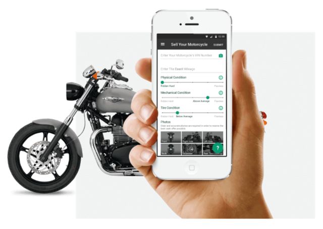 RumbleOn is a new tech company that aims to revolutionize the way we sell and buy motorcycles online.
