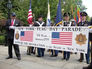 New York City Flag Day Parade - June 14, 2012