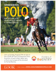 Family ReEntry and Fairfield County LOOK Bring Criminal Justice Awareness to Greenwich Polo