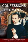 Confessions of an Illuminati Volume III book cover